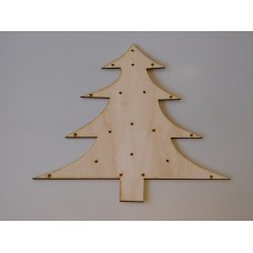 Christmas Tree Layout Template