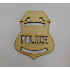 Police Officers Badge