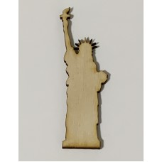 Statue Of Liberty Layout Template