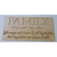 Family Layout Template