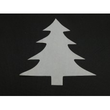 PAPER Cutout Pattern - Christmas Tree