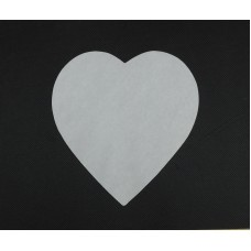 Paper Cutout Pattern - Heart