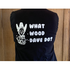 """NEW """"What Would Dave Do"""" T-shirt"""