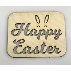 Happy Easter Layout Template