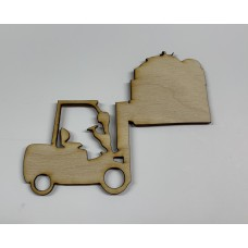Tractor #5 Layout Template