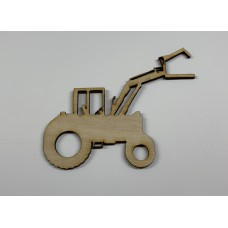 Tractor #8 Layout Template