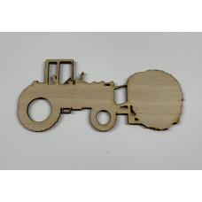 Tractor #9 Layout Template