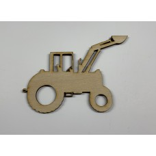 Tractor #6 Layout Template